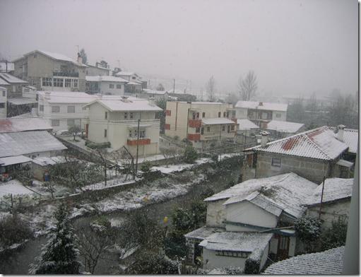 Neve em Pevidém
